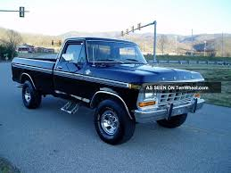 1978 Ford F150 Ranger Xlt. . 4x4. . 351 Cid V8. . Great Truck For ...
