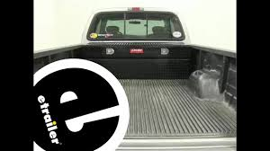 Review Deezee 5th Wheel Truck Bed Toolbox Black Dz8560wb - Etrailer ...