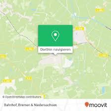 wie komme ich zu bahnhof bahnhofstraße 55 vilsen 27305