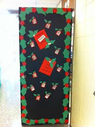 Classroom Door Christmas Decorations Pinterest by Christmas Holly Classroom Door Smart Fab Holiday Door