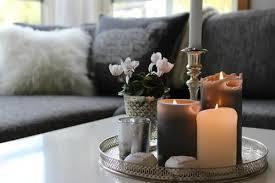 candle wohnzimmer inspiration deko deko ideen