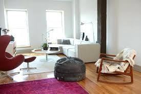 Bean Bag Living Room Storage Beanbag Micro Suede Contemporary Part 8