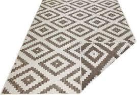 teppich malta bougari rechteckig höhe 5 mm in und outdoor geeignet wendeteppich wohnzimmer