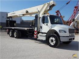 28t Terex BT28106 Boom Truck Crane Trucks Cranes, Material ...
