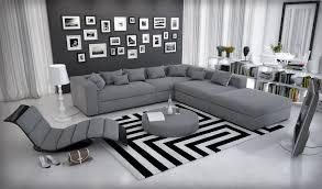 canap moderne design canapé d angle cuir modulable design et moderne bolonia