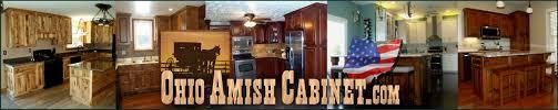 ohio amish cabinet custom cabinetry