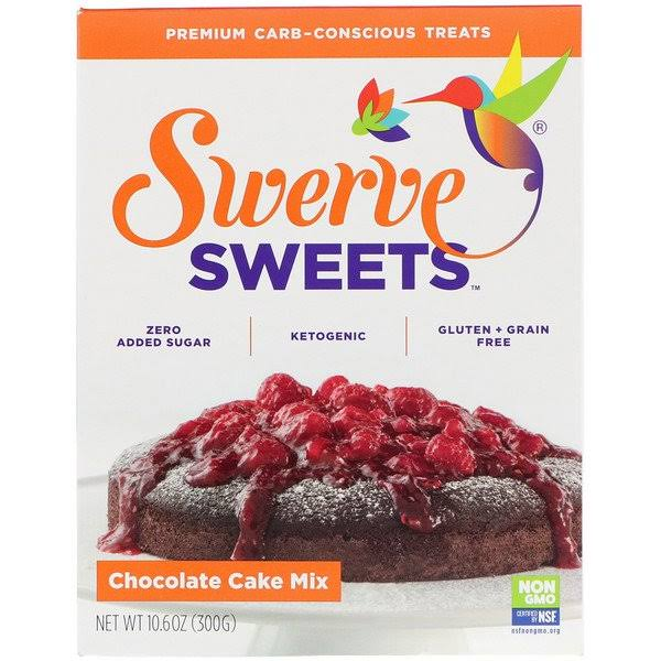 Swerve Sweets Chocolate Cake Mix - 10.6oz
