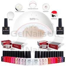 Cnd Uv Lamp Canada by Cnd Shellac Starter Kit With Uv Lamp U2013 Best Lamp 2017