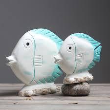 baise aux bureaux bois baiser poissons décoration de la maison bureau décor bar d