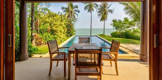 100 Absolute Beach Front Front Villa For Sale Phuket Thailand 50 Metres To The Sand
