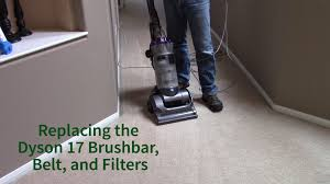 Dyson Dc14 All Floors Belt Replacement by Dyson Dc17 Brushbar And Filter Replacement Youtube