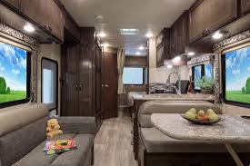 Thor Rv Four Winds Interior Class