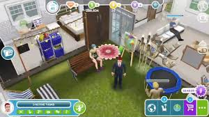 Sims Freeplay Second Floor by Sims Freeplay Practice Painting Weekly Task Youtube