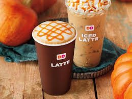 Large Pumpkin Iced Coffee Dunkin Donuts by 9 Pumpkin Flavored Delights Coming To Dunkin Donuts