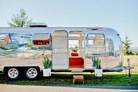 100 Pictures Of Airstream Trailers This DeckedOut Could Be Your Next Party Pad Portland