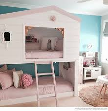 bondville amazing loft bunk bed room for three