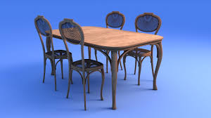 Art Nouveau Dining Table And Chairs 3D Model Vintage Set Of 4 Quality Art Nouveau Golden Oak High Slat Back Ding Chairs 554 Art Nouveau Ding Table And Chairs 3d Model Vintage 6 Antique French 1900 Walnut Nailhead Set 8 Edwardian Satinwood Beech Four Art Nouveau Louis Majorelle Ding Chairs Jan 16 2019 Room And Sale Mid Century Hand Made Game By Terry Bostwick Casa Padrino Luxury Dark Brown Cream 51 X Round In The Unique Timeless Tufted Armchair Chair Blue Velvet Navy 1900s Vinterior