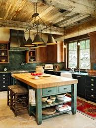 Beautiful Rustic Kitchen Ideas Interior Design Photos