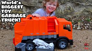 World's BIGGEST Toy Garbage Truck! L Unboxing And Play For Kids L ... Toy Truck Youtube Videos Garbage For Children Bruder And Tonka Drawing At Getdrawingscom Free Personal Use Childrens Trucks Imagelicious Elis Bed Toddler Pictures Toys Mack Tanker Bta02827 Hobbies Amain Custom First Gear Best Resource For Kids 48 L Toy Truck Battle Jumping Ramps Homeminecraft Youtube Gaming