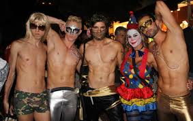West Hollywood Halloween Carnaval 2015 by Lincoln Road Halloween 2013 In Miami Fl