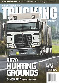 100 Top 10 Trucks NZ Trucking New Zealand Trucking In Top Magazine Brands