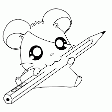 Free Coloring Pages Of Cute Animals Within
