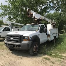 100 Ford Bucket Truck F450 XL Super Duty WAltec 212 Equipment