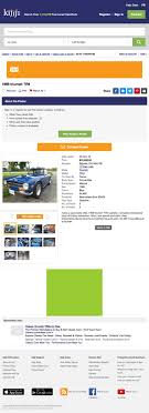 Craigslist Crapshoot | Hooniverse Craigslist Reply Button Not Working Issue 14352 Avebrowser Atlanta Cars Trucks Owner Best Image Truck Kusaboshicom Fniture Turlock Applied To Your Home Design Orl 2017 Chevrolet Colorado For Sale Nationwide Autotrader Rental Review 2013 Malibu Ltz The Truth About Used Cars Brooklyn Ny Blog Monterey For By All New Car Release And Big Valley Ford Lincoln Dealership In Sckton Ca 1965 Vw Beetle Woodie Sale Ive Known And Loved
