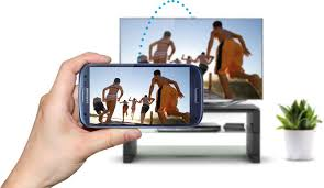 android phones wirelessly connect to tv