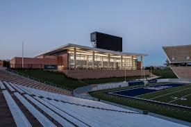 100 Patterson Architects Rice University Brian Sports Performance Center HKS