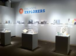 Chicagos Explorers Timeline And Exhibit
