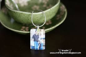 diy personalized photo jewelry the crafting
