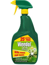 Scotts Weedol Verdone Lawn Weed Killer Ready To Use