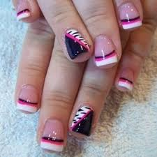 62 Fabulous French Tip Designs Nails
