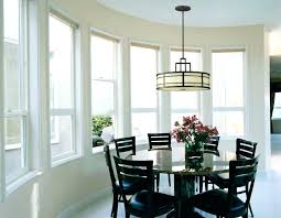 Dining Table Chandelier Height Room Lighting Above Ceiling