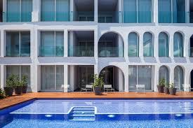100 Ebano Apartments Mixis Arquitectos Hotel Bano Divisare