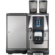 Rancilio Egro One Touch Top Milk XP Commercial Espresso Machine
