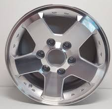 Oem Chevy Truck Wheels