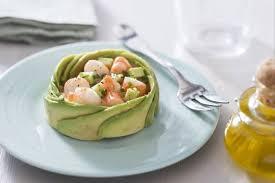recette cuisine gastronomique simple recette de salade d avocat et crevettes facile et rapide