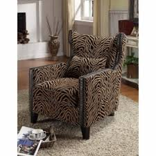 Armen Living Barrister Chair by Living Room Oversized Chairs Foter