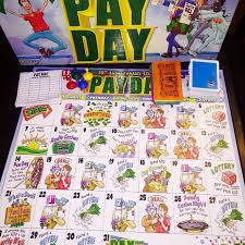 Payday 30th Anniversary Board Game