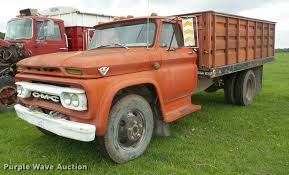 100 1966 Gmc Truck GMC Grain Truck Item J8630 SOLD May 31 Roger Laven