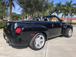 100 Convertible Chevy Truck Used 2004 SSR LS RWD For Sale Okeechobee FL 4B107340D