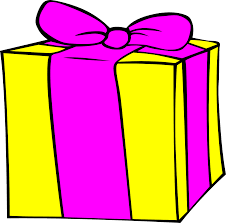 Gift Clip Art Clipart library