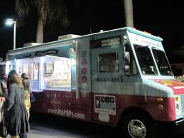 100 Hollywood Food Trucks 1st Fridays On Federal HipPOPs Handcrafted Gelato Bars Burger Beast
