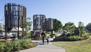 100 Bark Architects Noosa Beerwah Tower Green