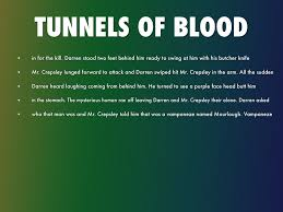 TUNNELS OF BLOOD 19