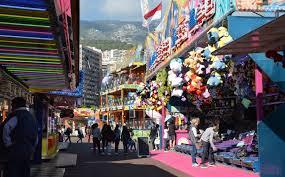 Monaco Attractions La Foire Attractions Site Officiel De La Mairie De Monaco