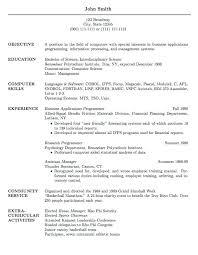 Graduate School Sample Resume Psychology A Application Cv