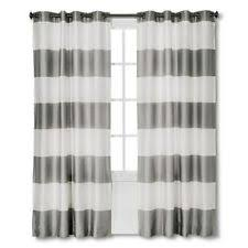 Black And White Striped Curtains by Striped Curtains Drapes U0026 Valances Ebay